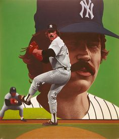 Catfish Hunter by Wilson McLean