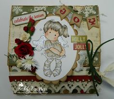 cards by tiets: Tutorial cd envelope matchbook Hobbyvision blog!