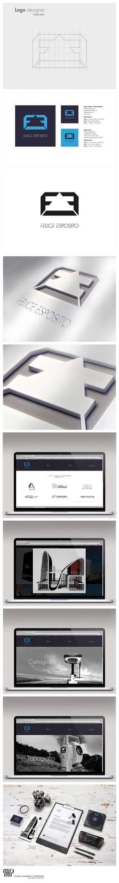Logo design / corporate identiti / website