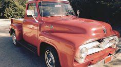 1955 Ford F100 Pickup - 1