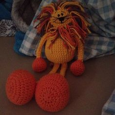 Der zweite Löwe  #häkeln #häkelnisttoll #häkelnmachtglücklich #kuscheltier #spielzeug #berlin #handmade #animal #lebenmitkind#häkelnmachtsüchtig #kinderspielzeug#crochet #crochetlove#instacrochet#instahäkeln#wolle#amigurumi#neuesprojekt#lion#löwe by gehirnblog