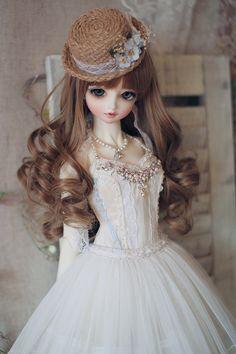 puppet: - (by madeleine♥) Beautiful Barbie Dolls, Pretty Dolls, Anime Dolls, Blythe Dolls, Barbie Images, Dolly Doll, Enchanted Doll, Cute Baby Dolls, Cute Girl Wallpaper