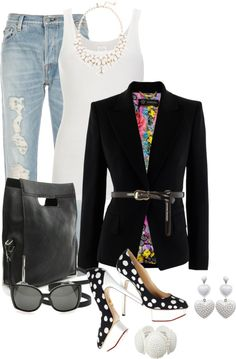 """Untitled #1621"" by lisa-holt on Polyvore"