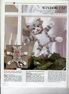 April 1991 Issue Window cat