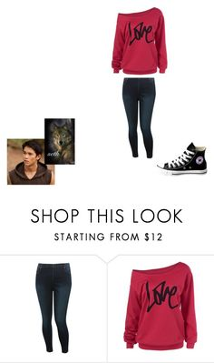 """""""My Twilight Love Story"""" by alexys0612 ❤ liked on Polyvore featuring M&Co and Converse"""