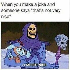 Always repin Skeletor