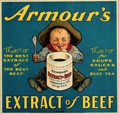 1910 retro ads