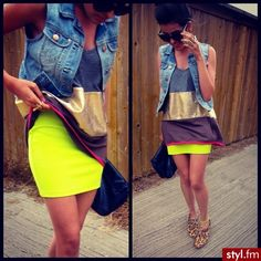Want dat skirt!!!