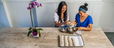 Delicious homemade fillings plus friends to help you wrap. The sisters behind Mimi Cheng's, NYC's best new dumpling house, show us how to throw a dumpling party.