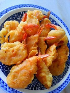 Singapore Home Cooks: Prawns Fritters by Jeannie Lee