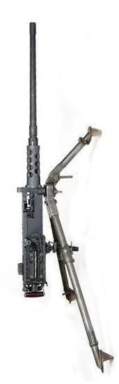"""Ma Deuce"" - Browning M2 .50 caliber machine gun"