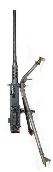 """Ma Deuce"" - Browning M2 .50 caliber machine gun"