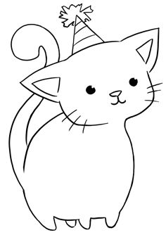 Looking at the Internet? - The Best Cat Party Ideas Cat Themed Parties, 18th Birthday Party Themes, Happy Birthday Parties, Cat Birthday, Birthday Ideas, Kitty Party, Friend Tumblr, Popular Birthdays, Cat Coloring Page