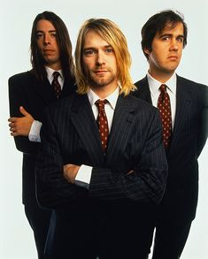 Nirvana<3 Listen to:   Come As You Are  You Know You're Right  In Bloom   Smells Like Teen Spirit  Their cover of Lake of Fire (originally a Meat Puppets song)