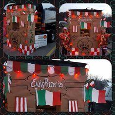 Pizza trunk or treat theme & Pizza Steve Halloween costume - Uncle grandpa | Uncle Grandpa ...