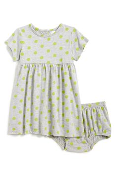 Nordstrom Baby - Cotton Dress & Bloomers (Baby Girls) at Nordstrom Rack. Free Shipping on orders over $100.