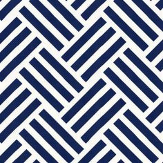 Light Navy Parquet Fabric Sold by the Yard #carouseldesigns