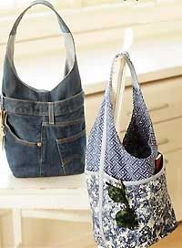 Chic Bucket Bag Pattern by Amy Barickman of Indygo Junction