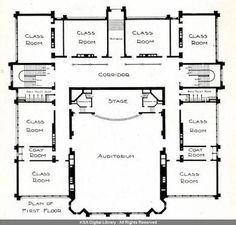 Restaurant blueprint layout interior pinterest layouts future school school building floor plans fantasy town sims 2 high schools architectural drawings vampires layouts malvernweather Image collections