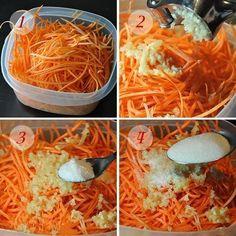Я давно изучала вопрос как приготовить морковь по корейски в домашних условиях и перепробовала не один рецепт. Иногда лучше то, что проще и этот рецепт тому доказательство. Вам понадобится минут 10 свободного времени и вкусная, свежая, ароматная морковка по корейски будет готова. Вам потребуется: