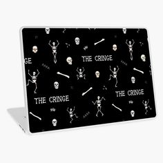 """""""The Cringe (CXG Inspired)"""" Laptop Skin by Ukulily 