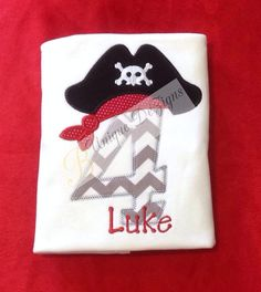 Hey, I found this really awesome Etsy listing at http://www.etsy.com/listing/163087057/boys-applique-birthday-pirate-number