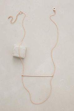 Aerialist Draped Necklace - anthropologie.com
