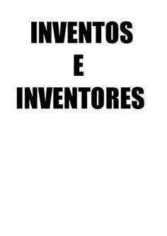 "Cover of ""Revista de inventos e inventores"" Inventors, Company Logo, Late Modern Period, Science, Tecnologia"