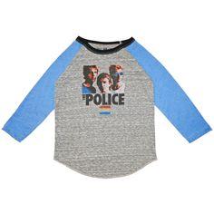 The Police Retro Tee