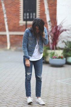 Weekender | Natalie Dressed