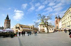Krakow Old Town Walking Tour - DiscoverCracow.eu