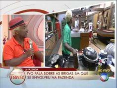 Ivo Meirelles participa do Programa da Tarde  http://newsevoce.com.br/afazenda/?p=2235
