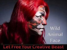 How to Have Halloween Fun with Student Artist Brush Set - http://www.amazon.com/Paint-Brush-Set-Paintbrushes-Multipurpose/dp/B00I32YP4E  #Halloween #Face-painting #Painting #Holidays #Brush #Set #Body #Art #Face