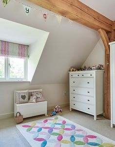 Barns & Contemporary - Border Oak - oak framed houses, oak framed garages and structures. Girls Bedroom, Bedrooms, Border Oak, Oak Framed Buildings, Oak Frame House, Cottage Homes, Garages, Kids Rooms, Case Study