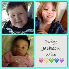 Paige Jackson amd Mila 2014