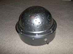 DIY star projector lamp
