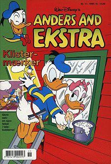 Anders And Ekstra