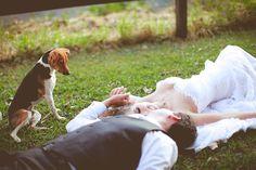 """""""Convidado de honra"""" de Emanuelle Rigoni ficou em 2º lugar na categoria Ensaio e recebeu menção honrosa no 2º Concurso Fotografia de Casamento, em 2013. Hera, Couple Photos, Couples, Animals, Wedding Photography, Pictures, Couple Shots, Animales, Animaux"""