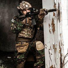 Instagram media by msotparabellum - #usmc #marines #marsoc #raiders #marineraiders #airsoft #milsim #woodland #multicam #jpc #garmin #crye #bfg #mk18 #mod1 #kacsilencer #oakley #magpul #msotparabellum #bellybag #eagleindustries #eotech