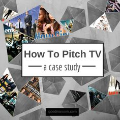 learn how to pitch a tv show from former mgm executive stephanie palmer includes a tv pitch template and tv pitch examples