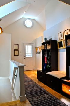 Traditional 3000 sq ft Modular Home on Martha's Vineyard traditional-entry