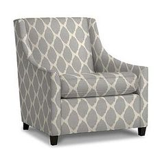 Image result for tan and white ikat armchair