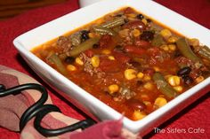 Search Results for crockpot taco soup | The Sisters Cafe