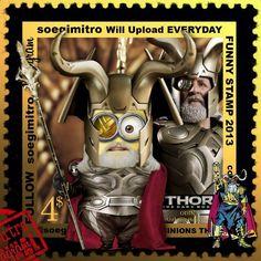 Minions Thor 2: Odin.