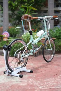 Bike Friday Bike Friday, Folding Bicycle, Fat Bike, 3rd Wheel, Brompton, Cycling, Wheels, Vehicles, Crafts