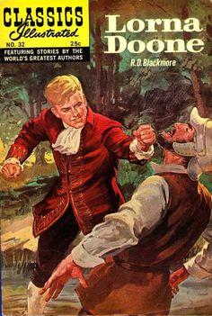 Classics Illustrated #32 (Issue)