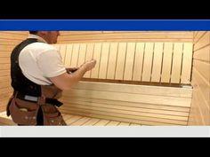 Sauna 5/10 - Alalaude, väliritilä ja selkänoja