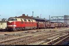 RailPictures.Net Photo: 118 554 Deutsche Reichsbahn V 180 at Brandenburg, Germany by J Neu, Berlin