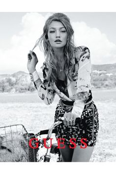 Gigi Hadid and Binx Walton Teen Vogue Cover Interview and Photos   Teen Vogue