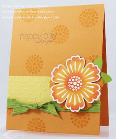 Gorgeous card!  I love the color combo and the layout.